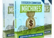 what is evergreen commission machines about