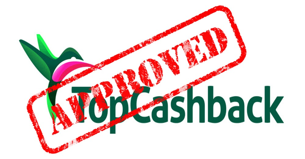 approved tocashback