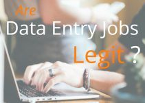 are data entry jobs legit