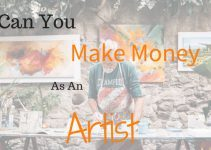can you make money as an artist