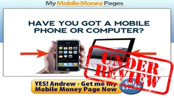 what is My Mobile Money Pages about