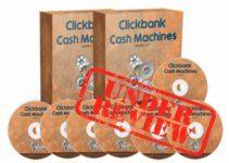 s clickbank cash machines a scam