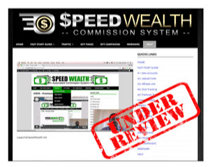 what is speed wealth system