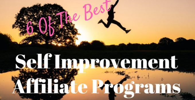 self improvement affiliate programs