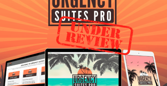 urgency suites pro review
