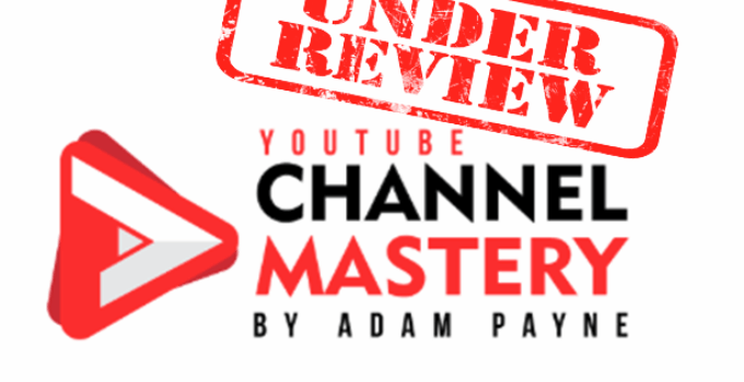 Youtube Channel Mastery Review