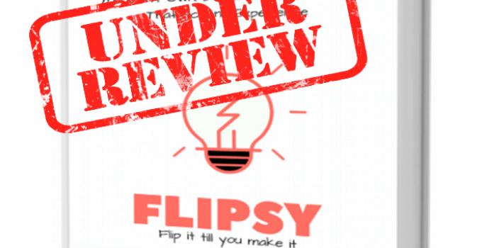 Flipsy Review By Sasha Ilic