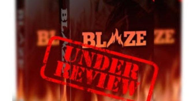 Blaze review by art flair