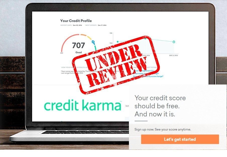 is credit karma a scam