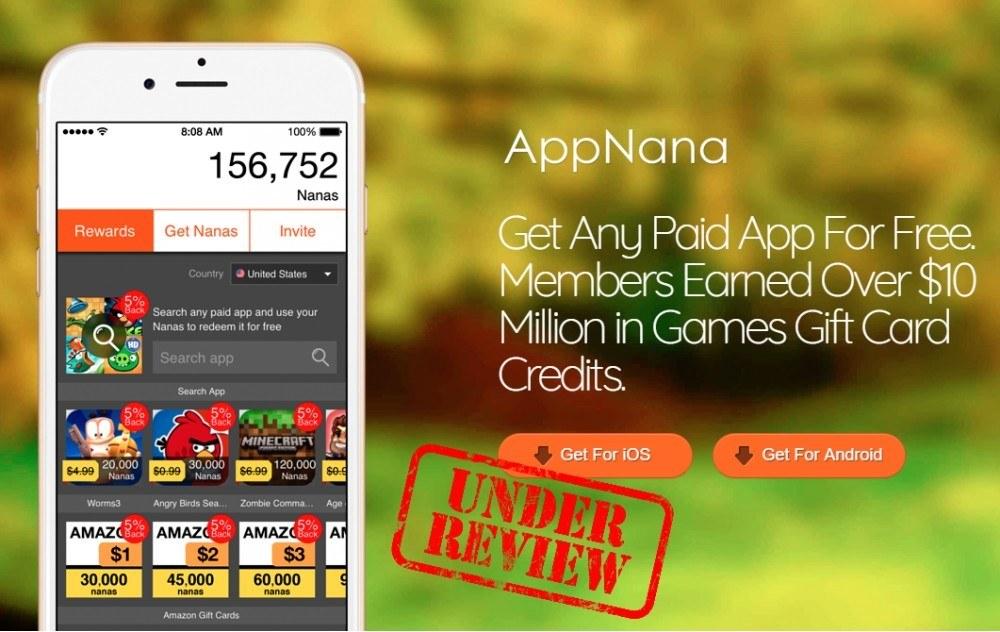 AppNana Review