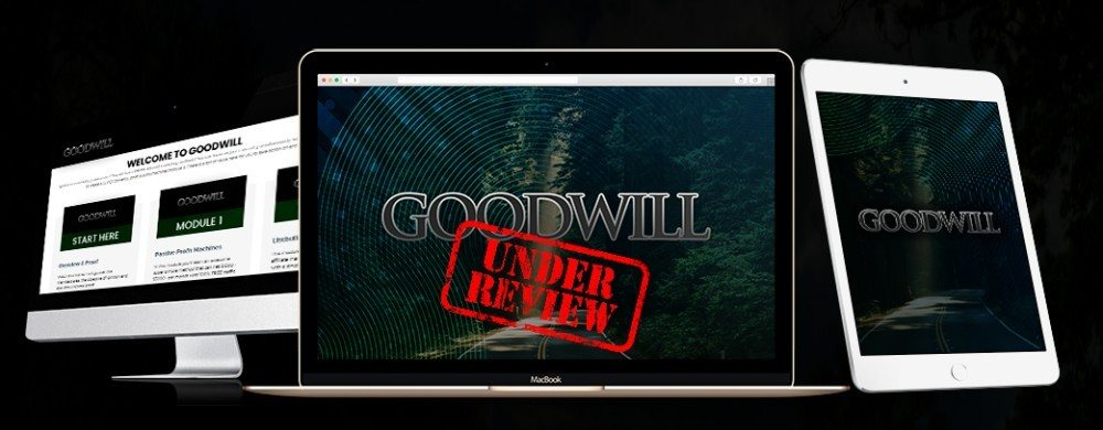 goodwill review by brendan mace