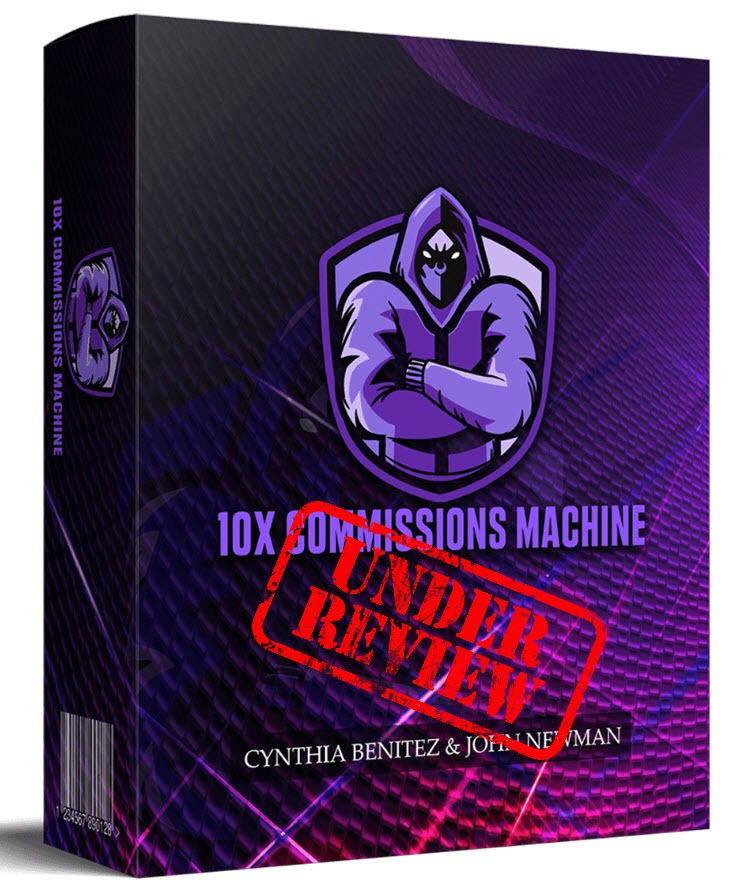 10x commissions machine review